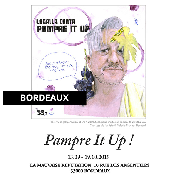 Amandine Urruty - Pampre It Up - Mauvaise Reputation