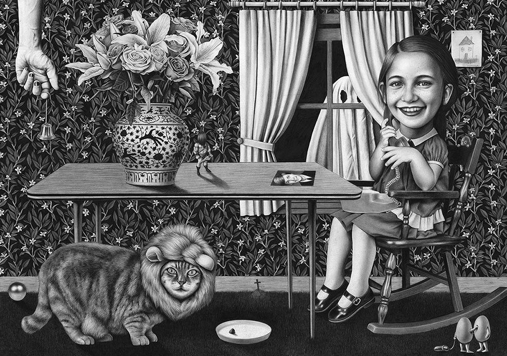 Amandine Urruty - Lion