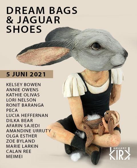 Amandine Urruty - Kirk Gallery - Dream Bags and Jaguar Shoes