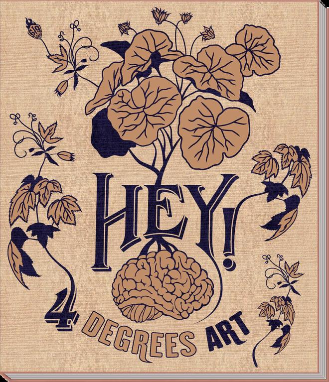 Amandine Urruty - Hey - 4 Degrees Art
